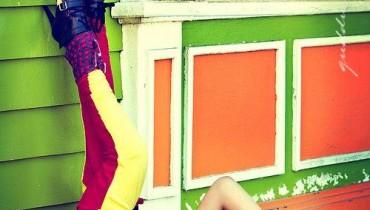 Designer Mohsin Ali Collection 2012 in DIVA Magazine 1