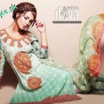 Digital Diva Summer Collection Of Needlez by Shalimar 2012-004