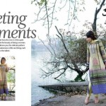 Five Star Textiles Swiss Voile & Zari Net Collection 2012 10