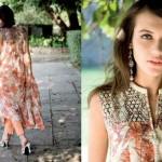 Five Star Textiles Swiss Voile & Zari Net Collection 2012 11