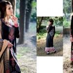 Five Star Textiles Swiss Voile & Zari Net Collection 2012 13