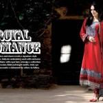 Five Star Textiles Swiss Voile & Zari Net Collection 2012 6