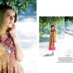 Five Star Textiles Swiss Voile & Zari Net Collection 2012 7