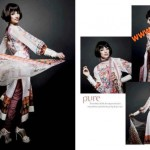 Five Star Vogue Silk Embroidered Lawn For Summer 2012-002
