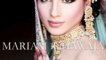 Glamorous Mehndi And Bridal Makeover By Mariam Bridal Salon 1
