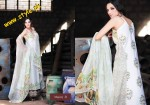 Hira Lari By Afroz Textiles Latest Summer Collection 2012-002
