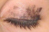 Smoky Eye Makeup With Soft Black Kohl Liner