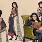 K.Eashe Exclusive Lawn Prints for SpringSummer 2012 10