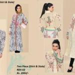 K.Eashe Exclusive Lawn Prints for SpringSummer 2012 9