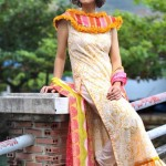 Komal Lawn Summer Collection 2012 by Lakhany Silk Mills 1