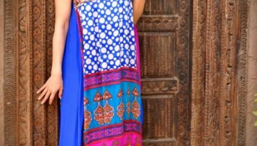 Latest Andaaz Summer Party Wear Dresses For Women 2012-007
