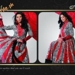 Latest Aramish Casual Wear Lawn For Summer 2012-009