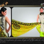 Latest Aramish Casual Wear Lawn For Summer 2012-011