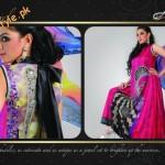 Latest Aramish Casual Wear Lawn For Summer 2012-012