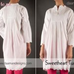 Latest Daaman stylish Casual Wear Collection For Summer 2012-12