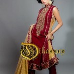 Latest Dhaagay Semi-Formal Wear Collection For Summer 2012-007