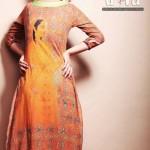 Latest Digital Diva By Needlez by Shalimar Summer Dresses 2012-008