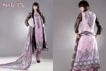 Latest Eiza Lawn Dresses For Summer By UA Textiles 2012-010