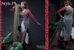 Latest Eiza Lawn Dresses For Summer By UA Textiles 2012-011