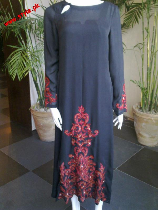 Latest Evening Wear Collection For Women By Zahra Saeed 2012-005