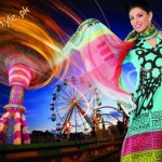 Latest Exclusive Aramish Lawn By B&V For Summer 2012-15