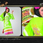 Latest Exclusive Aramish Lawn By B&V For Summer 2012-16