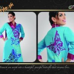 Latest Exclusive Aramish Lawn By B&V For Summer 2012-17