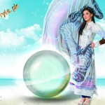 Latest Exclusive Aramish Lawn By B&V For Summer 2012-18