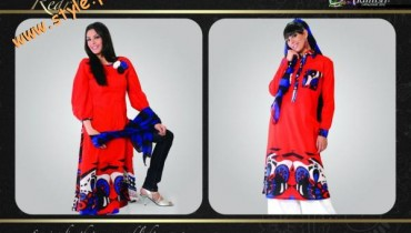 Latest Exclusive Aramish Lawn By B&V For Summer 2012-20