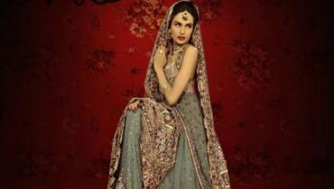 Latest Fashion Bridal Collection 2012 by Lajwanti 1