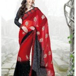 Latest Fashion Indian Saree Collection 2012 For Girls 1