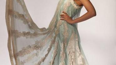 Latest Fashion Party Wear Dress 2012 for Women 1