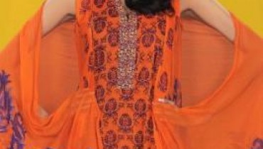 Latest HSY Summer Collection For Women 2012-005
