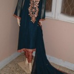 Latest Humna Nadeem Party Wear Collection For Summer 2012-002