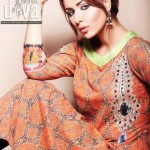 Latest Lawn Collection For Summer By Digital Diva 2012-007