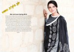 Latest Lawn Collection For Summer By Hira Lari 2012-007