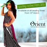 Latest Lawn Collection For Summer By Orient Textiles 2012-007