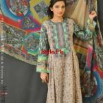 Latest Lawn Digital Prints For Summer by Resham Ghar 2012-009