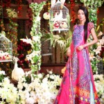 Latest Lawn Prnts For Summer By Nomi Ansari 2012-006