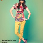 Latest Lookbook For Summer 2012 For Women By Outfitters-001