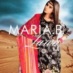Latest Maria B Lawn 2012 - Complete Collection 14