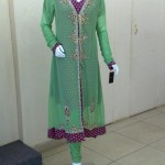 Latest Maria Noor Party Dresses For Women 2012-010