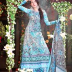Latest Nomi Ansari Summer Lawn Dresses 2012-009
