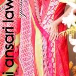Latest Nomi Ansari Summer Lawn Dresses 2012-010