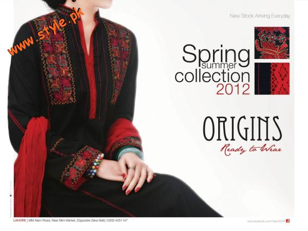 Latest Origins-Ready To Wear Summer Collection 2012-006