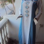 Latest Party Wear Summer Dresses By Siddiques Wardrobe 2012-001