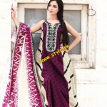 Latest S & S Textiles Summer Collection For Women 2012-005