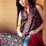 Latest S & S Textiles Summer Collection For Women 2012-006