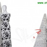 Latest Silk & Thread Summer Lawn Prints 2012-004