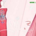 Latest Silk & Thread Summer Lawn Prints 2012-005